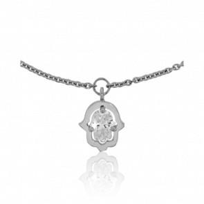 Bracelet Kalahari Or Blanc 18K & Diamant