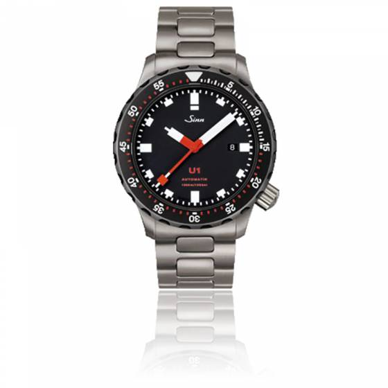Diving watch U1 SDR Full Tegiment