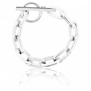 Bracelet Forçat Droit GM 21 cm