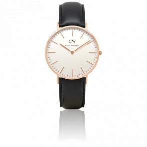 Classic Sheffield Lady Rose Gold 36mm