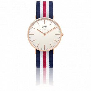 Classic Canterbury Lady Rose Gold 36mm