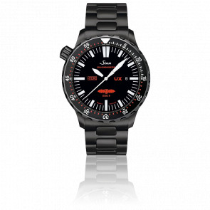 Diving Watch UX S GSG 9 Bracelet  Acier
