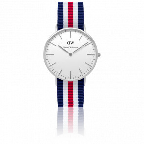 Classic Canterbury Lady Silver 36mm