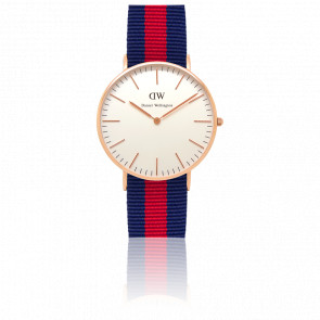 Classic Oxford Lady Rose Gold 36mm