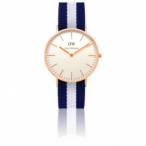 Classic Glasgow Lady Rose Gold 36mm