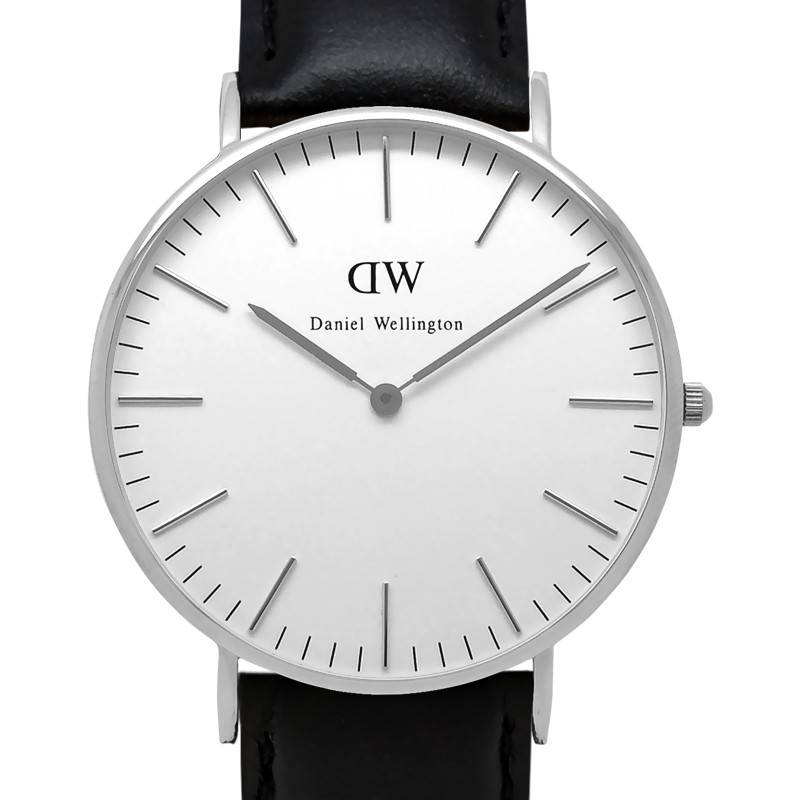 montre classic sheffield lady silver 36mm daniel wellington ocarat. Black Bedroom Furniture Sets. Home Design Ideas