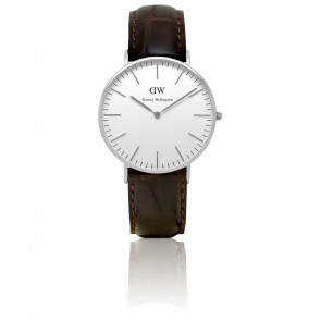 Classic York Lady Silver 36mm