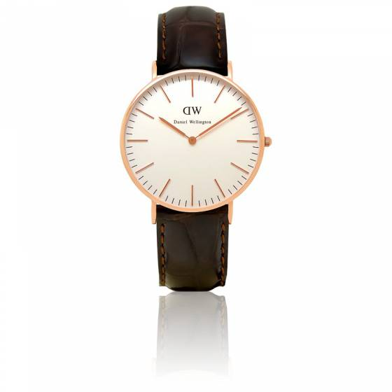 Classic York Lady Rose Gold 36mm