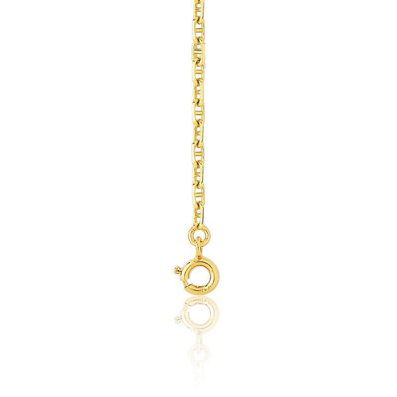 bracelet femme or 20 cm