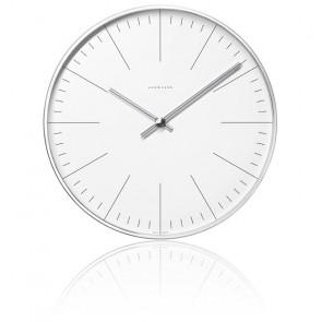 Horloge Max Bill 374/7000.00 Wanduhr 30 radio pilotée