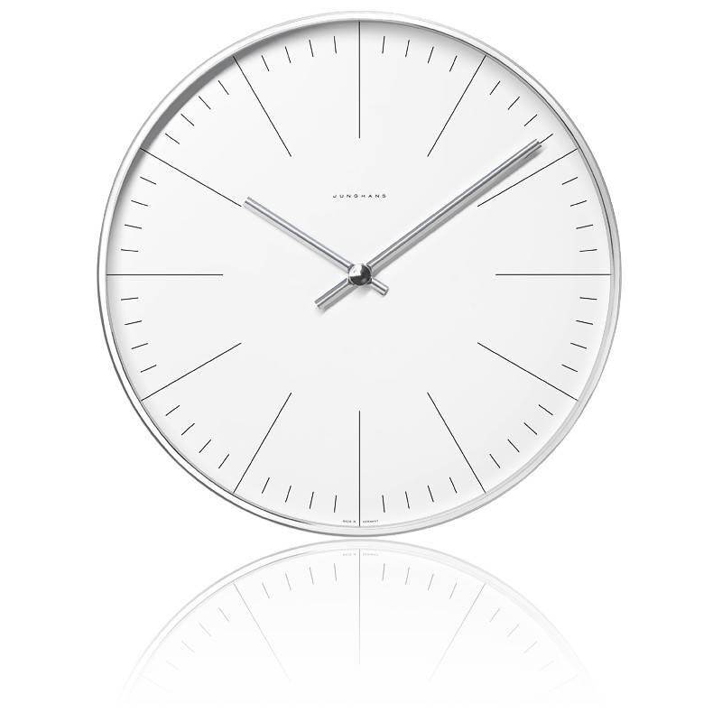 Horloge Max Bill 374/7002.00 Wanduhr 22 radio pilotée