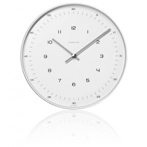 Horloge Max Bill 374/7001.00 Wanduhr 30 radio-pilotée
