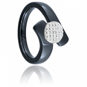 Bague Rond de Diamants