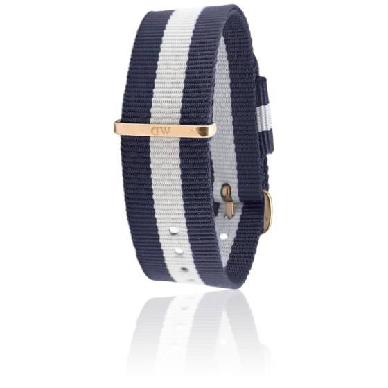 Daniel wellington bracelet ancre homme