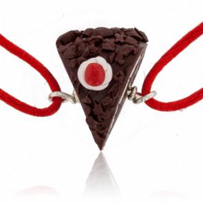 Bracelet Cordon Forêt Noire
