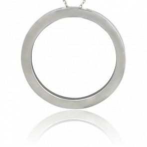Collier Cercle Large argent