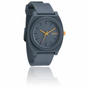 The Time Teller P Matte Steel Grey - A119 1244