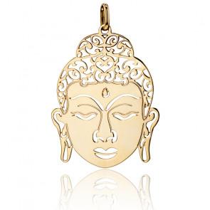 Pendentif Bouddha GM Doré