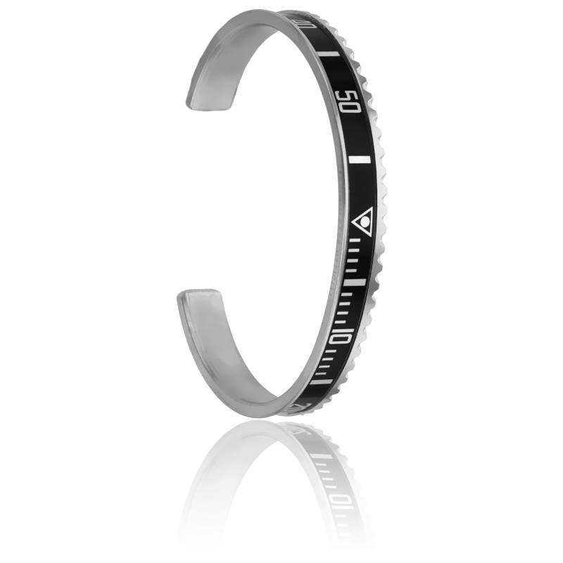 Bracelet Steel Black