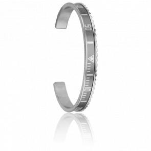 Bracelet Steel Silver