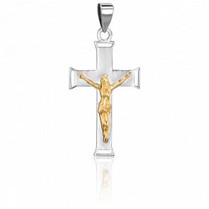 Christ en Croix Templière 2 Ors 9K