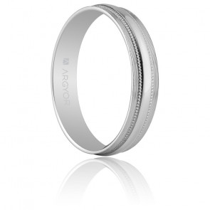 Alliance Cadix 4 mm Argent