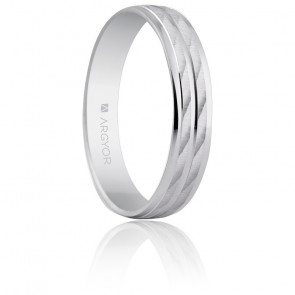 Alliance Valladolid 4 mm Argent