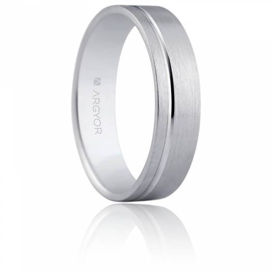 Alliance Oviedo 5 mm Argent