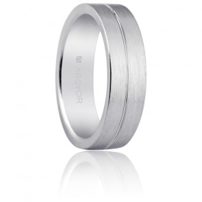 Alliance Luarca 6 mm Argent