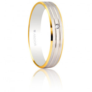 Alliance Tabara 4 mm 2 Ors & Diamant