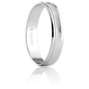 Alliance Anoeta or blanc 18k