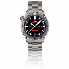 Diving Watch UX GSG 9 Bracelet  Acier