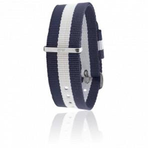 Bracelet Classy Glasgow Silver 26mm