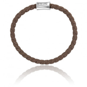 Bracelet Teen Factory Bronze Chocolat