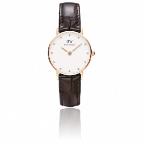 Classy York Lady Rose Gold 26 mm