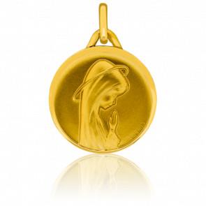 Médaille Vierge Auréolée - Pichard-Balme