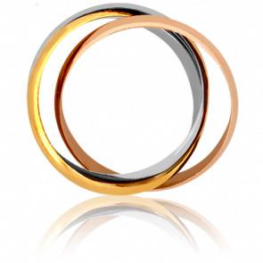 Pendentif Cercles 3 Ors