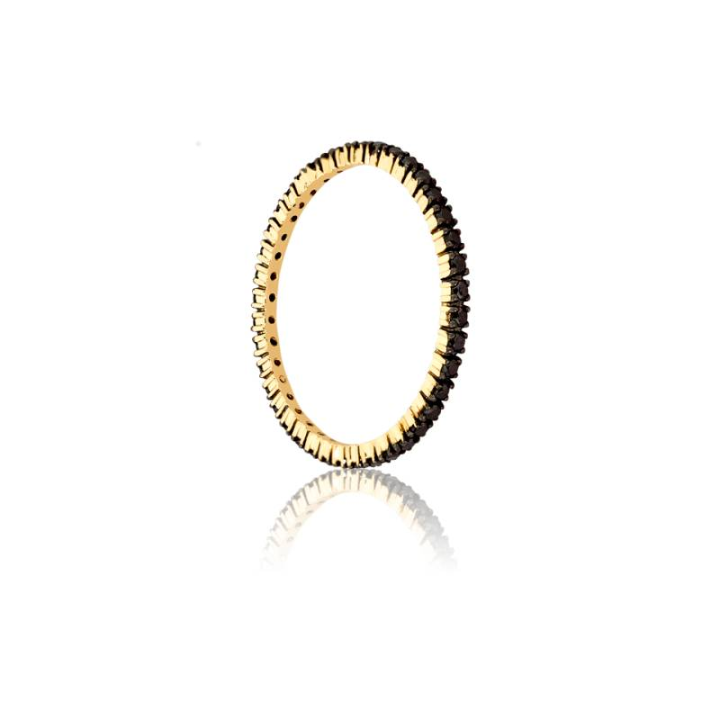 Exceptionnel Fine, Alliance en or blanc et diamants - Ocarat TM03