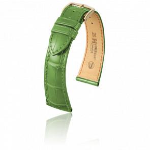 Bracelet London Vert Mat - Entrecorne 18 mm