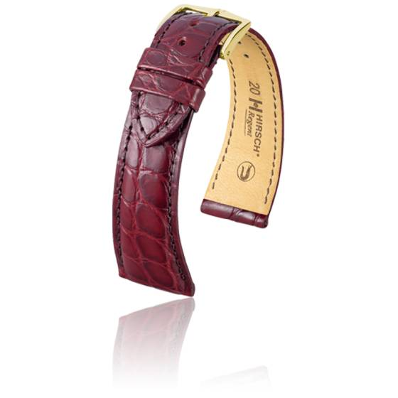 Bracelet Regent Selection Bordeaux Mat 20 mm