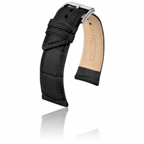 Bracelet Princess Noir - Entrecorne 18 mm