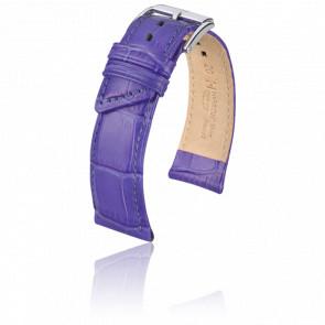 Bracelet Princess Violet Mat - Entrecorne 16 mm
