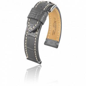 Bracelet Knight Gris - Entrecorne 20 mm