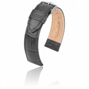 Bracelet Duke Gris - Entrecorne 18 mm