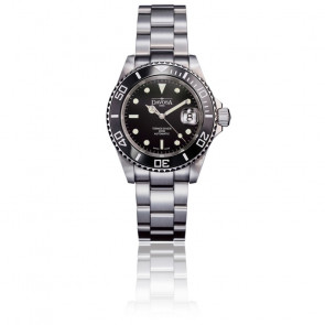Ternos Diver Ceramic Black Automatic