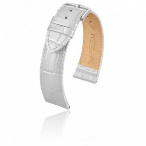 Bracelet Louisianalook Blanc - Entrecorne 20 mm