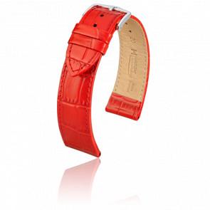 Bracelet Louisianalook Rouge - Entrecorne 20 mm