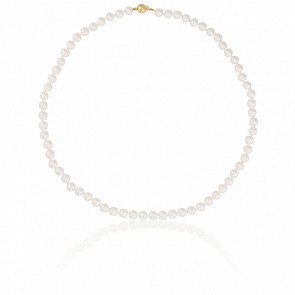 Collier Perles Akoya Ø6-6,50 mm