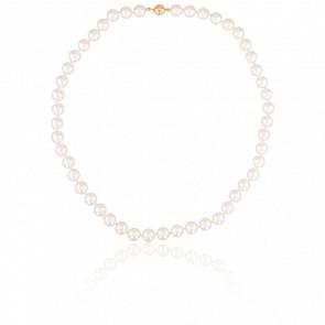 Collier Perles Akoya Ø8,50-9 mm