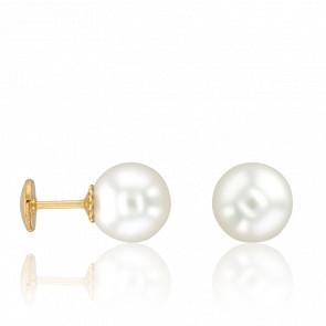 Puces d'Oreilles Perles Australie Ø10,50-11 mm